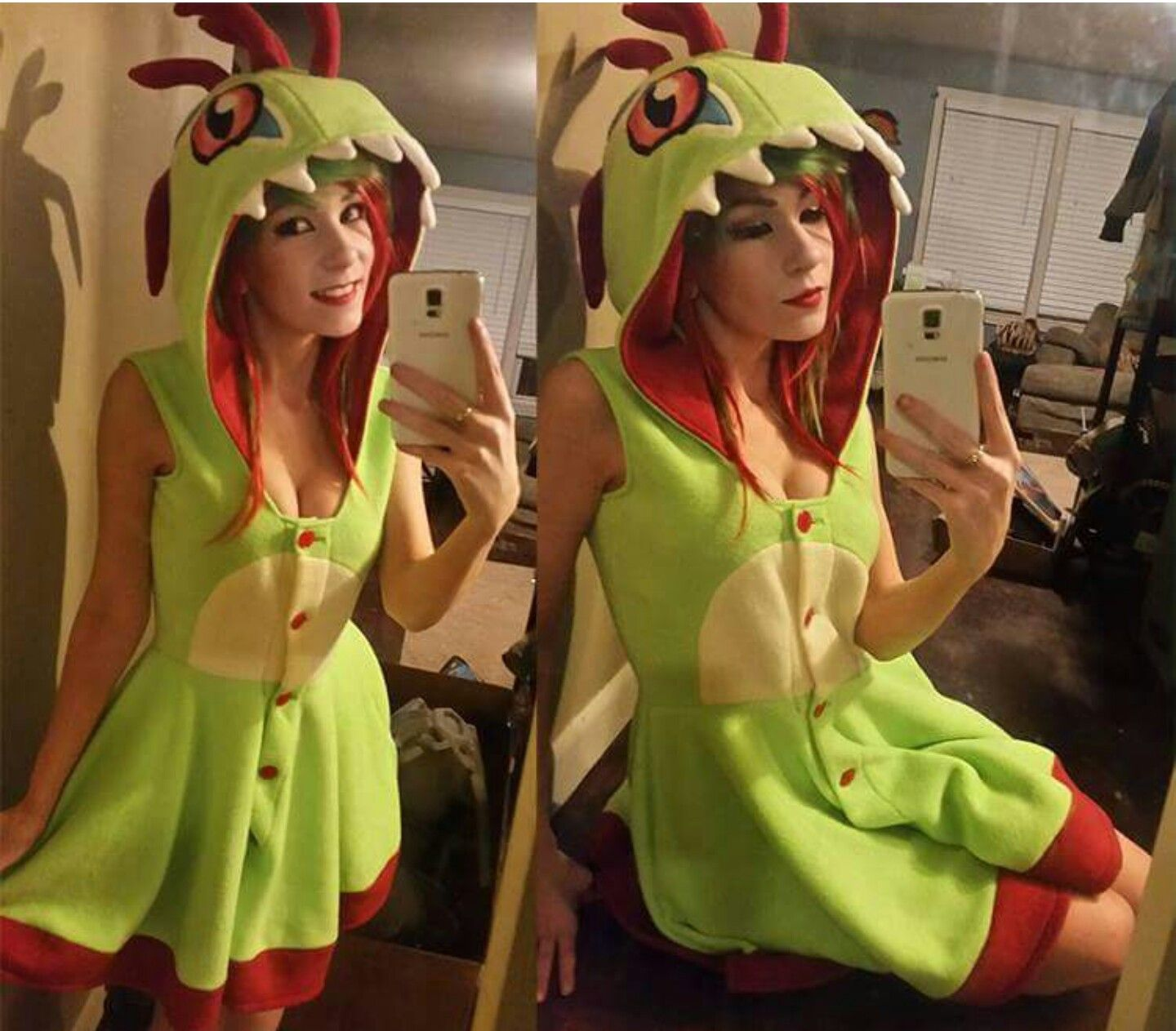 Murloc Hearthstone World of Warcraft inspired kigurumi adult ...