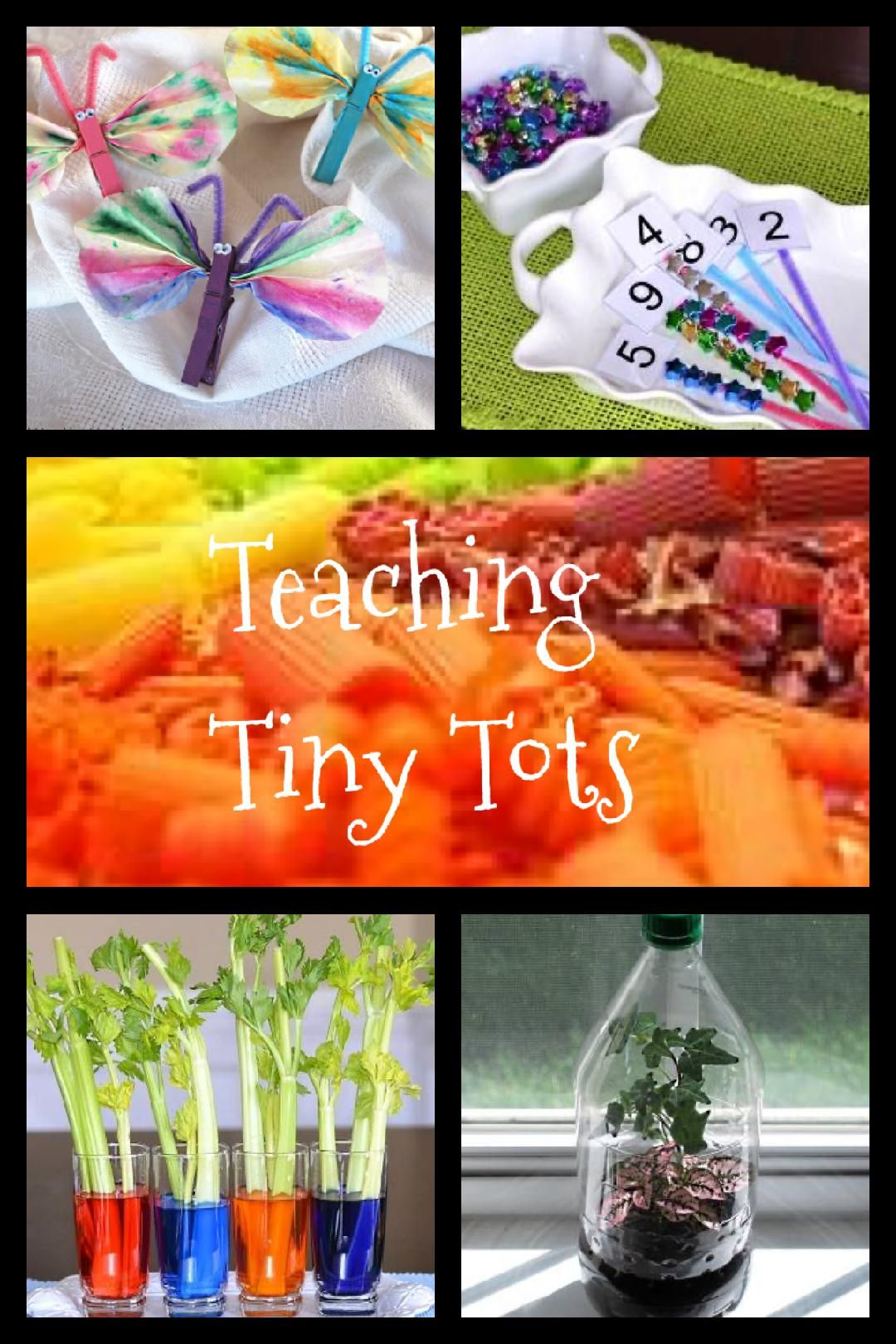 Teaching Tiny Tots is a resource for kids activities ...