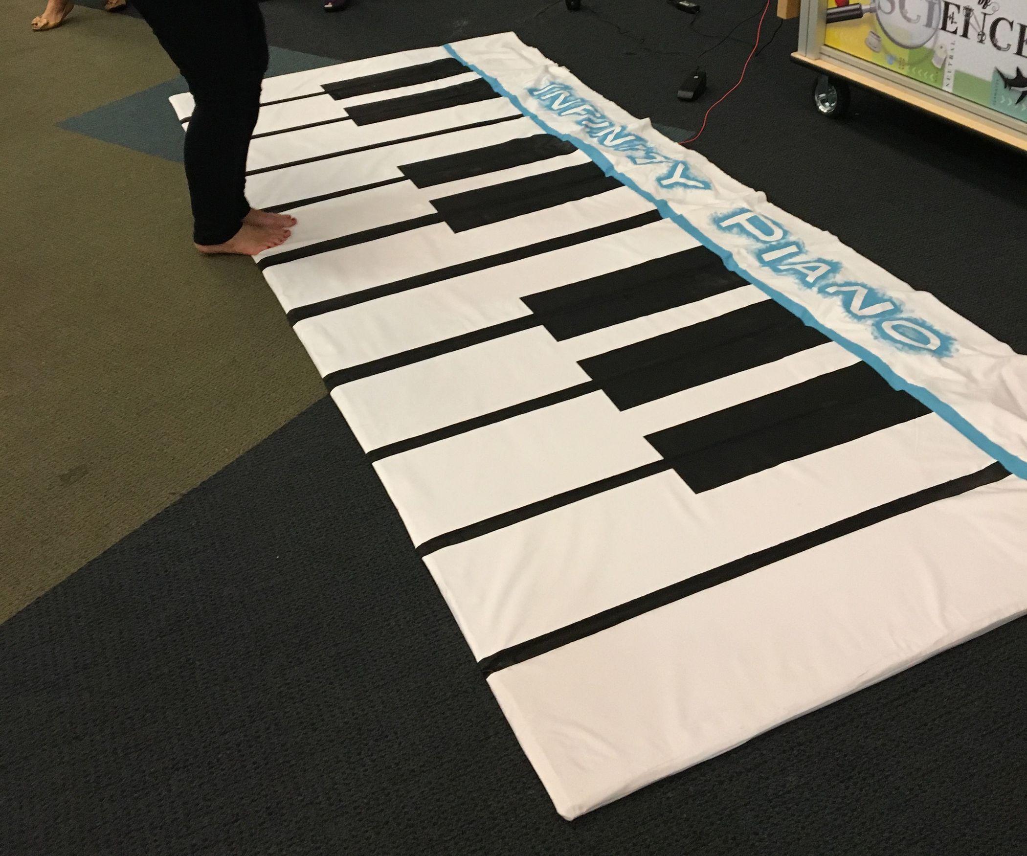 Floor Piano Floor Piano Flooring Piano