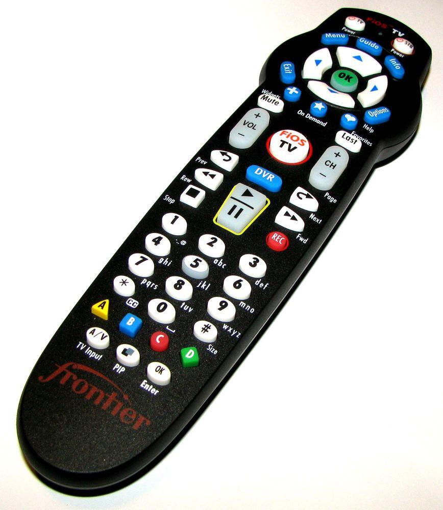 Verizon FiOS TV Remote Control RC2655003/02B FTR P265v1 1