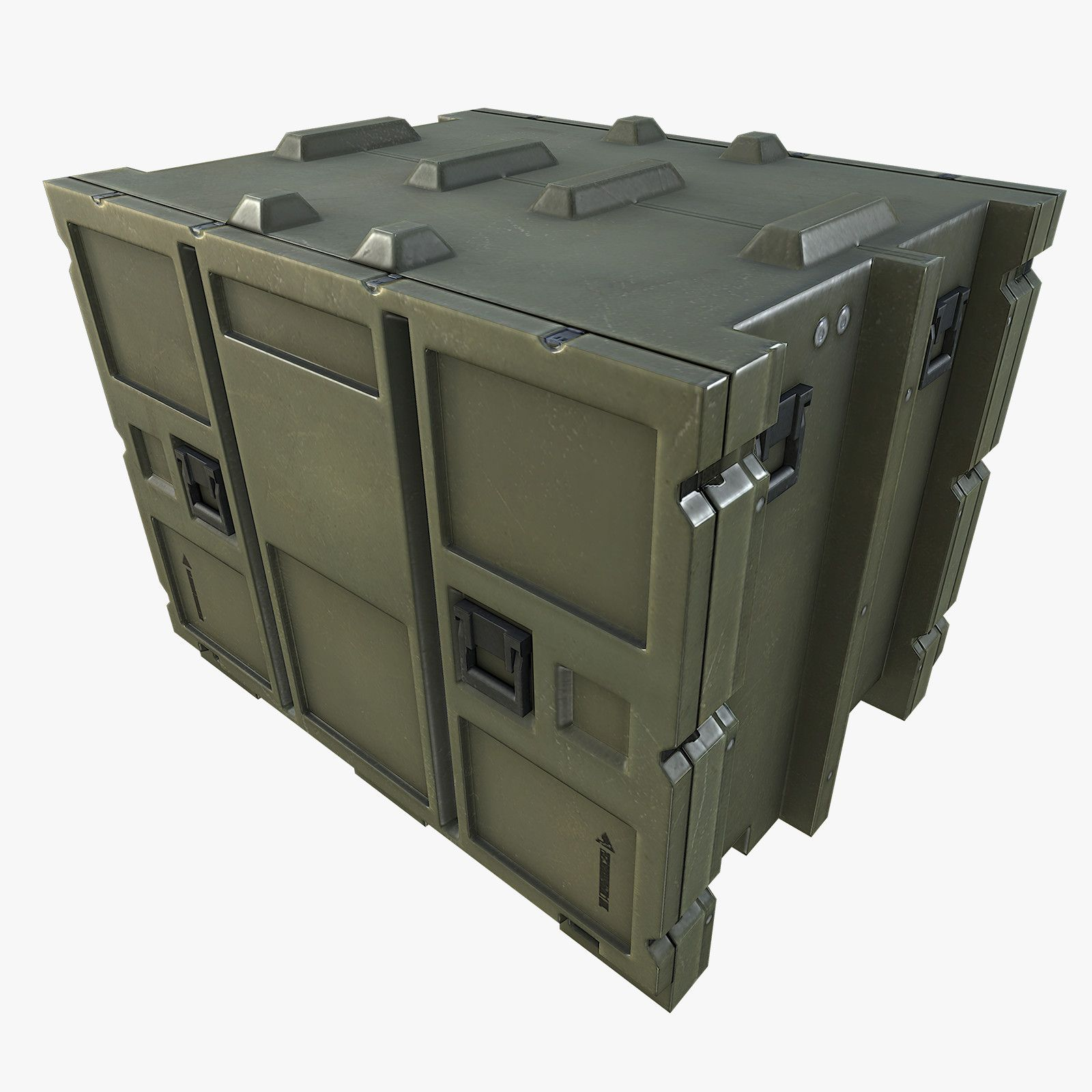 military storage container