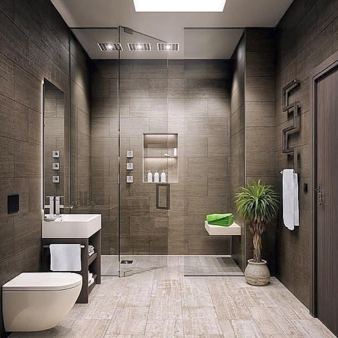 Bathrooms By Design On Instagram How Beautifully Has This Bathroom Been Designed Comment Your T Modern Luxury Bathroom Top Bathroom Design Modern Bathroom