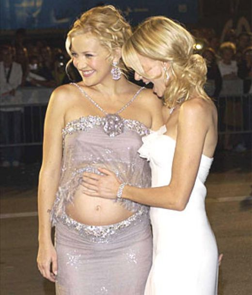 Pin On Pregnant Celebrities
