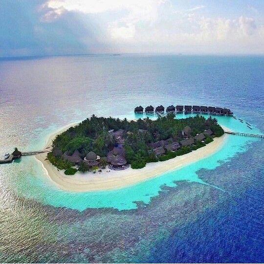 Kandolhu Island Resort in the Maldives