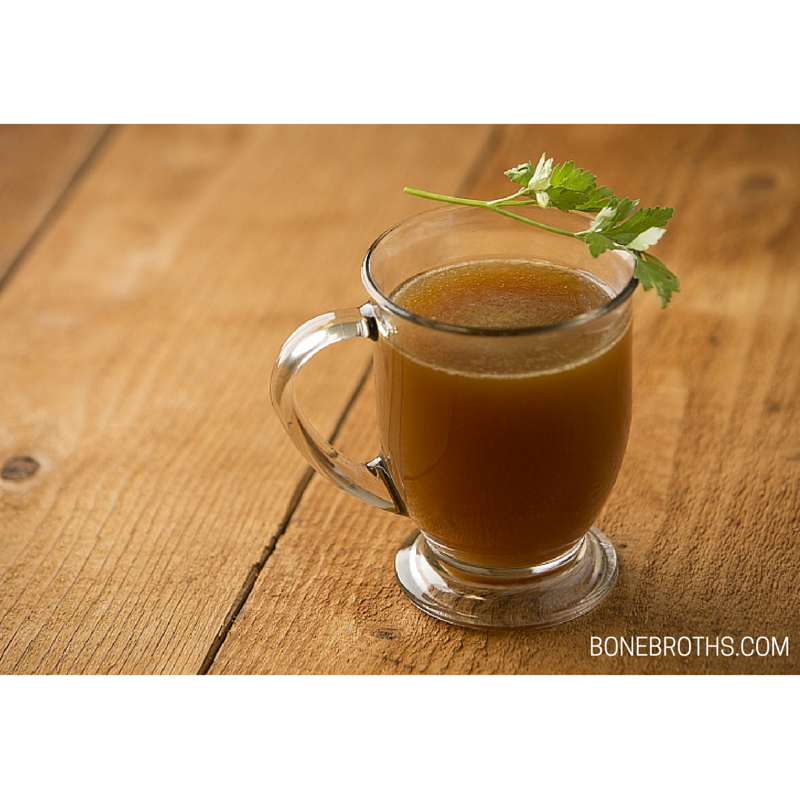 Did you know bone broth provides essential nervous system support? The minerals dissolved in broth are essential for proper nerve function as they are used to conduct electrical signals from cell to cell.  The fats found in broth are also essential to nerve health since many nerve cells (especially those in your brain and spinal cord) are coated in fat to help their signals travel faster. Order our bone broth today and support your nervous system!