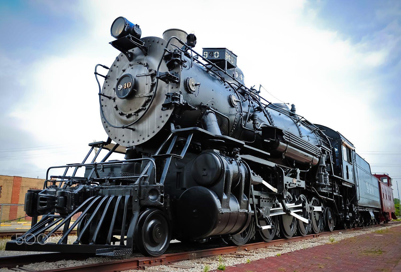 Big Boy by Imran Azhar / 500px Steam engine, Train, Steam