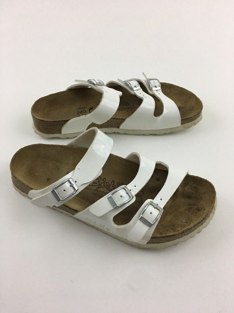 4d9b96bf9df8 Birki s by Birkenstock Riviera Straps White Size 38 EUR   7 US  fashion   clothing  shoes  accessories  womensshoes  sandals (ebay link)