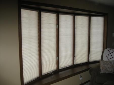 Bow Window Treatment Pictures Bow Window Blinds Window
