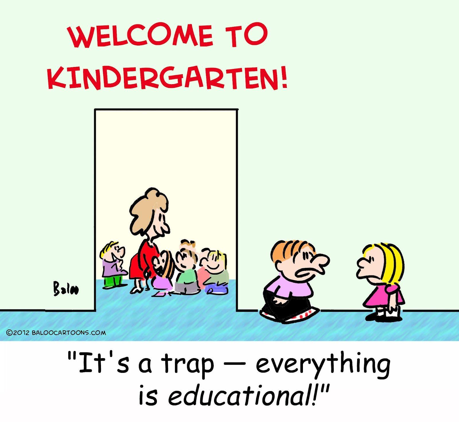 Image Result For Kindergarten Cartoons