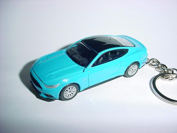 3d 2017 Ford Mustang Gt Custom Keychain By Brian Thornton Ford
