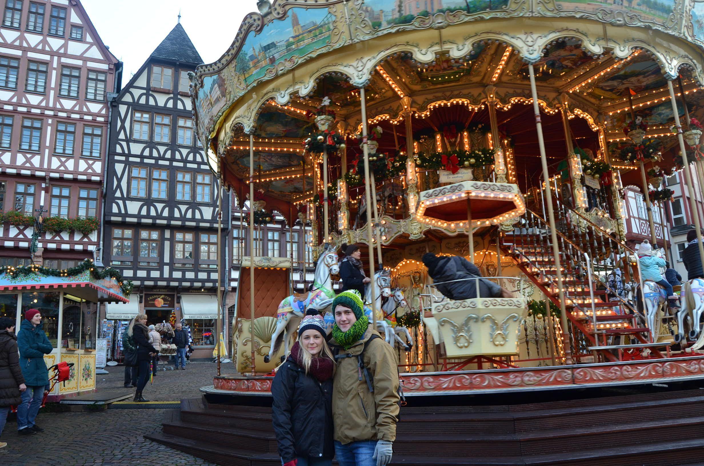 Tiovivo Frankfurt