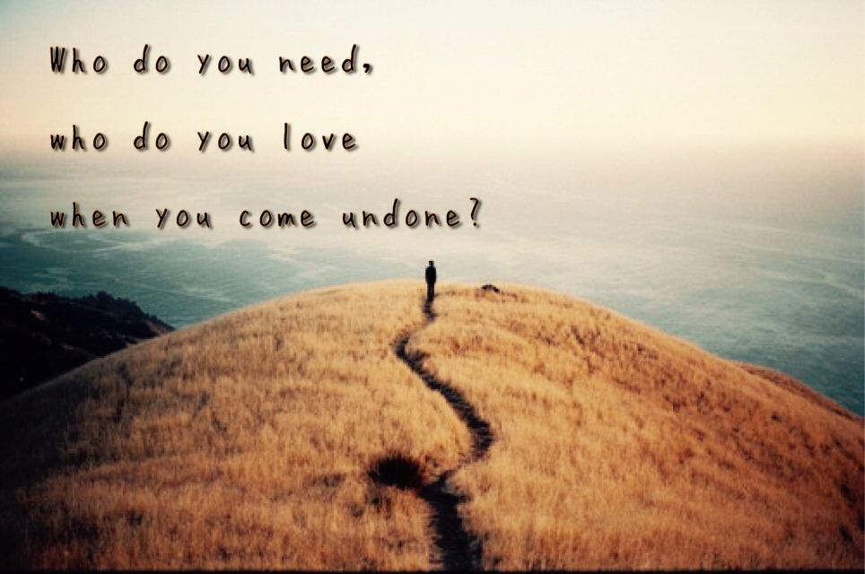Lyrics From Come Undone By Duran Duran Come Undone Lyrics Cool Lyrics Who Do You Love