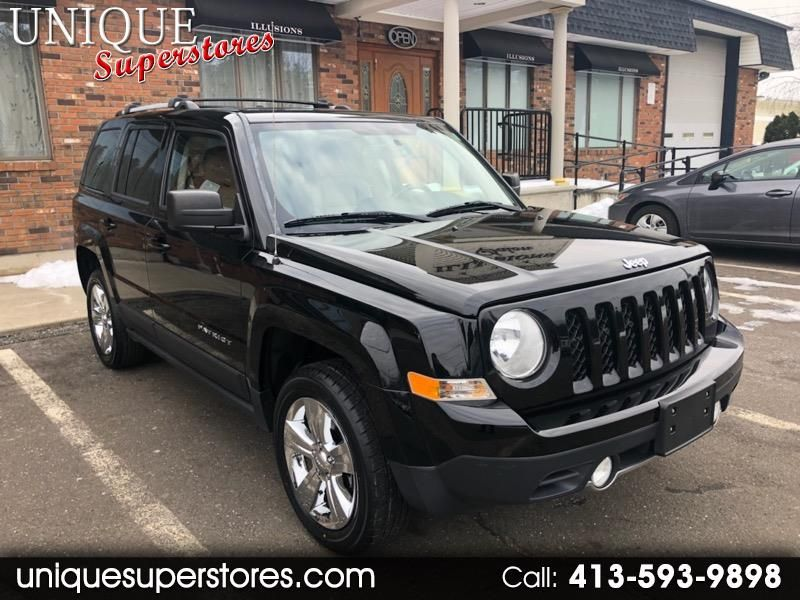 Used 2014 Jeep Patriot Limited 4wd For Sale In Chicopee Ma 01020
