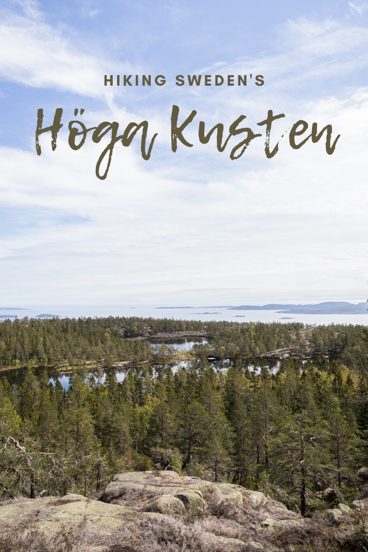 Hike Sweden S High Coast Trail Hoga Kusten To What Place Highland Lakes World Heritage Sites Sweden