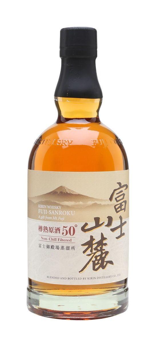 Fuji Sanroku Kirin Japan Alcool Whisky Japon