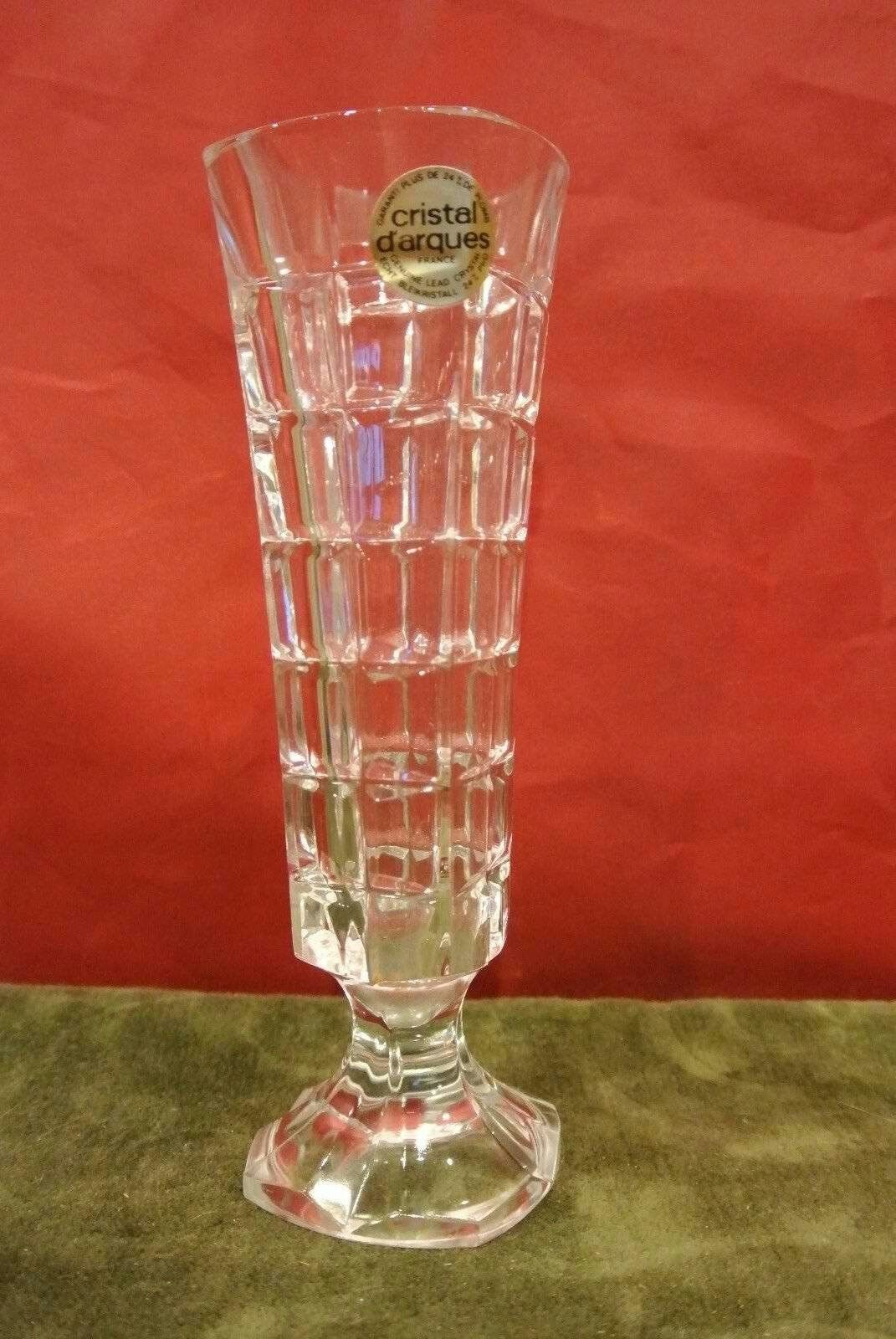 Cristal darques france lead crystal bud vase 24 online prices cristal darques france lead crystal bud vase 24 online prices range from reviewsmspy