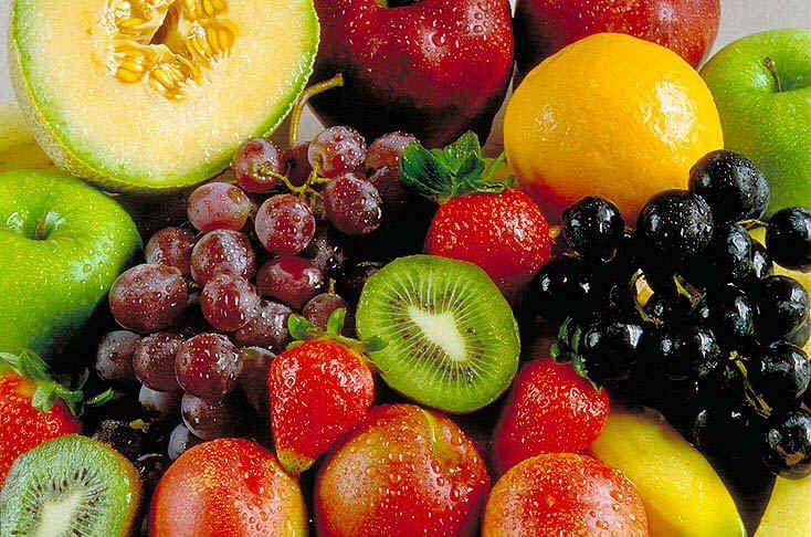 Frutas Receitas Orgânicas Sem Frutose Alimentação