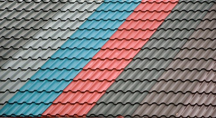 Is Colored Metal Roofing The Best Trend Of 2018 Krysha
