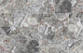 Textures texture seamless peach blossom carnian gray marble