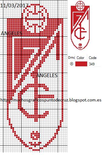 escudo futbol granada peque c3 b1o png 339 512 futbol pinterest