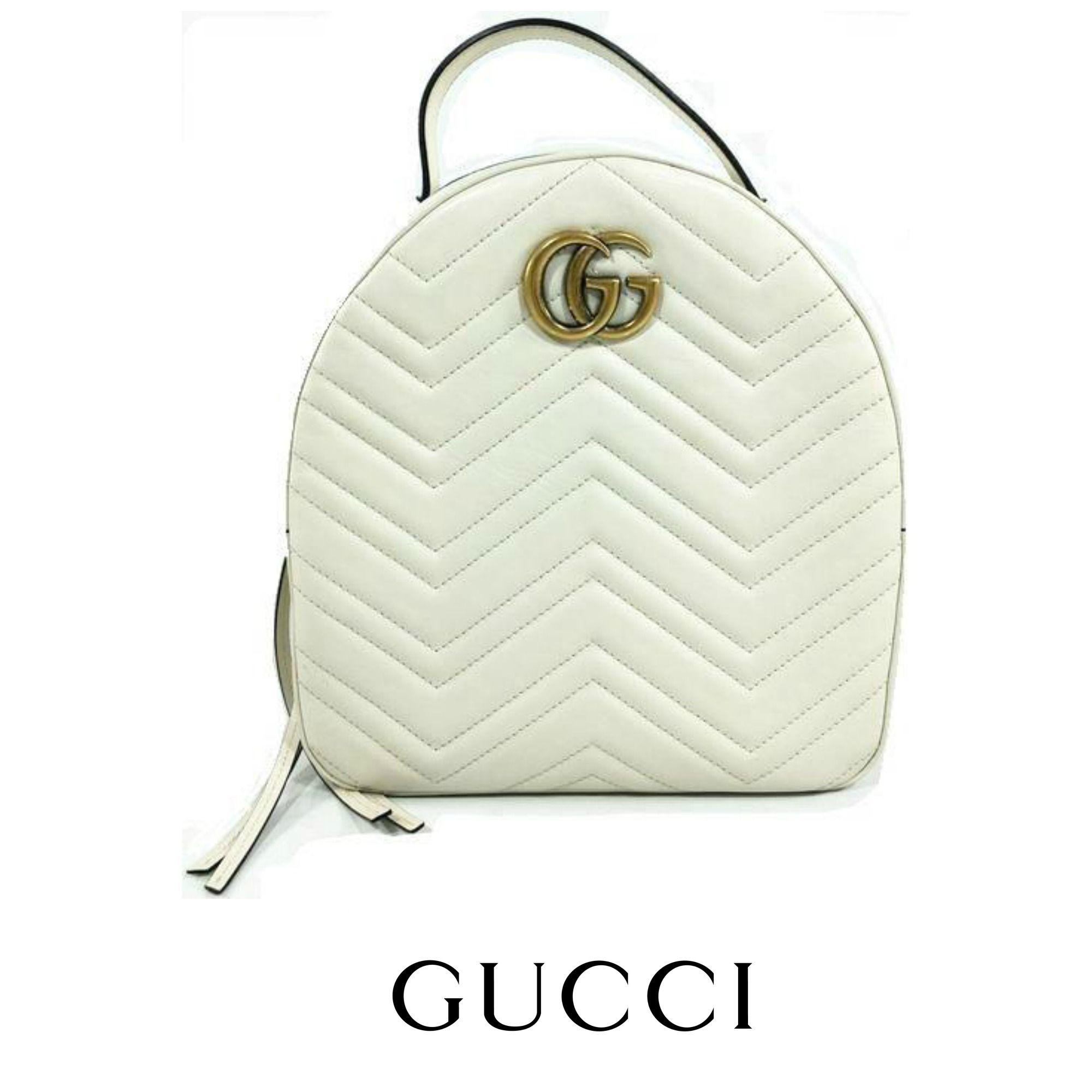 5607cb69cc8b Gucci Ivory Leather