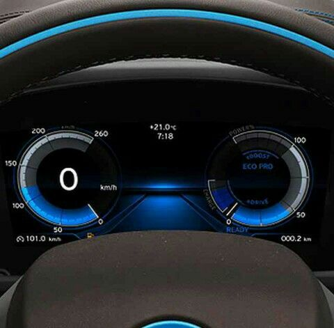 Speedometer Of I8 Insiders Pinterest Bmw I8 Bmw And Cars