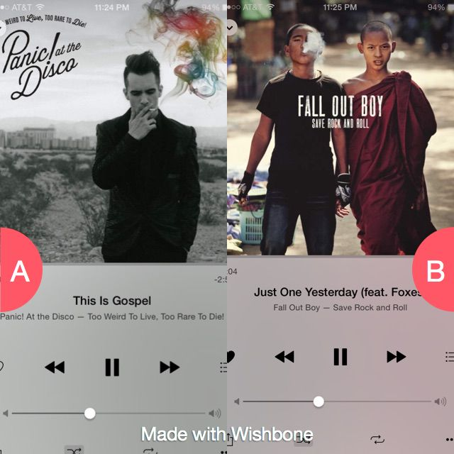 This Is Gospel or Just One Yesterday? Click here to vote @ http://getwishboneapp.com/share/5975577