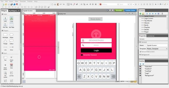 10 Best Free Wireframe Tools And Mockup Templates Mockup Templates Wireframe Template Wireframe Website