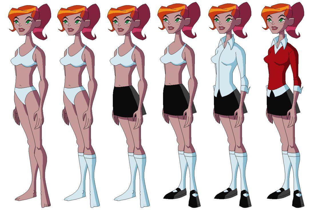 Ben 10 Gwen Dress Up