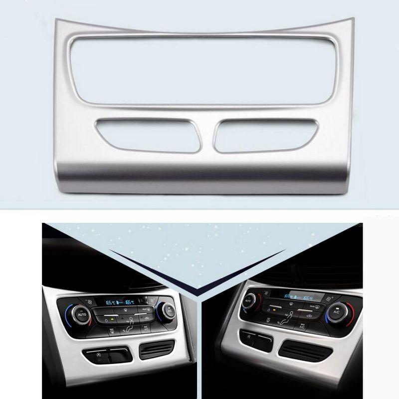 Interior Air Condition Button Frame Cover