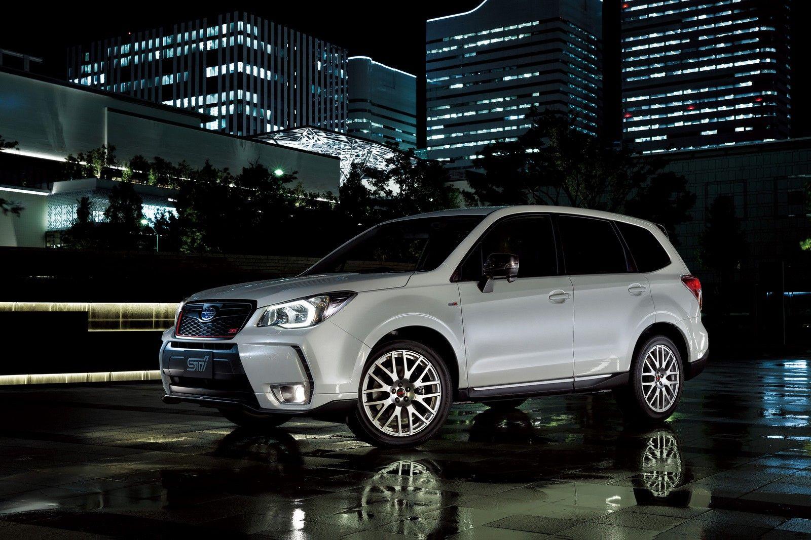 Subaru 2015 subaru forester specs : Oh my....this Isn't the 2015 Subaru Forester STI, Just a Japan ...