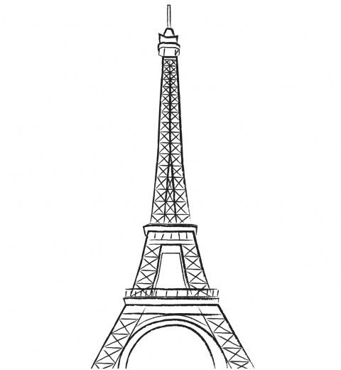 8 Vivant tour Eiffel Coloriage Photograph en 2020 | Coloriage tour eiffel, Tour eiffel dessin ...