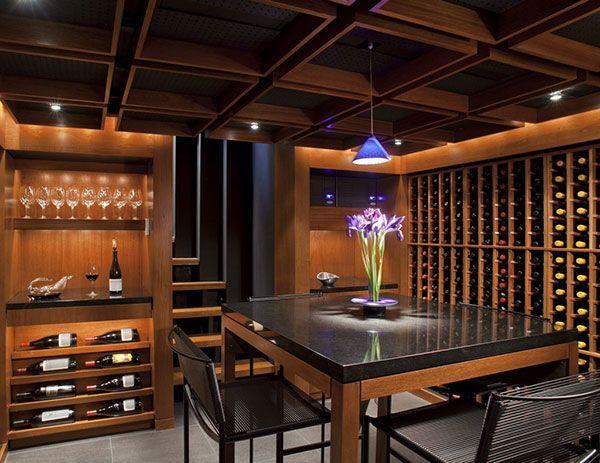 Wine House Idea for Your Home: Minimalist Wine Room Ideas ~ kepoon.com Architecture Inspiration