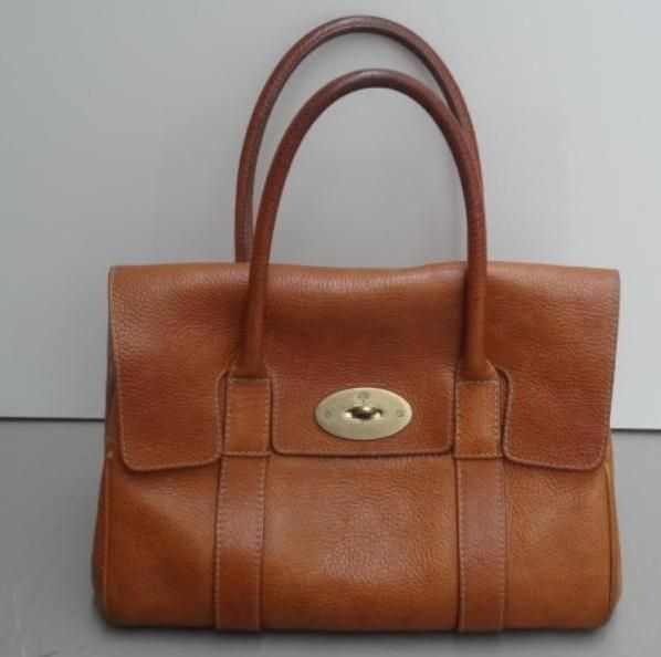 4b54c9a30a35 Tip  Mulberry Bayswater Small (Cognac)