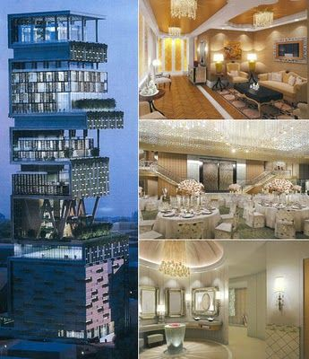 Antilla The World S Largest Private Home 07 Pics Expensive