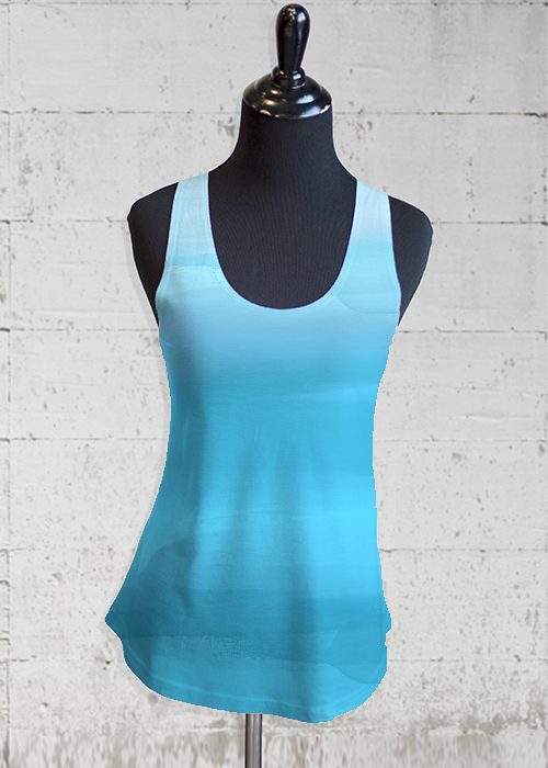 Sleeveless Top - Topped with Carnations by VIDA VIDA Get Authentic Cheap Price Discount With Paypal ZPvi6fFs