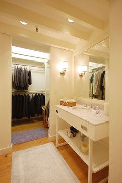 Walk In Closet And Bathroom Ideas Interior Exterior Doors Design Bathroom Design Luxury Master Bedroom Closet Bedroom Closet Design
