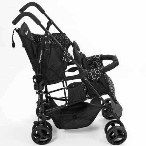 Amazon Com Kinderwagon Hop Tandem Stroller