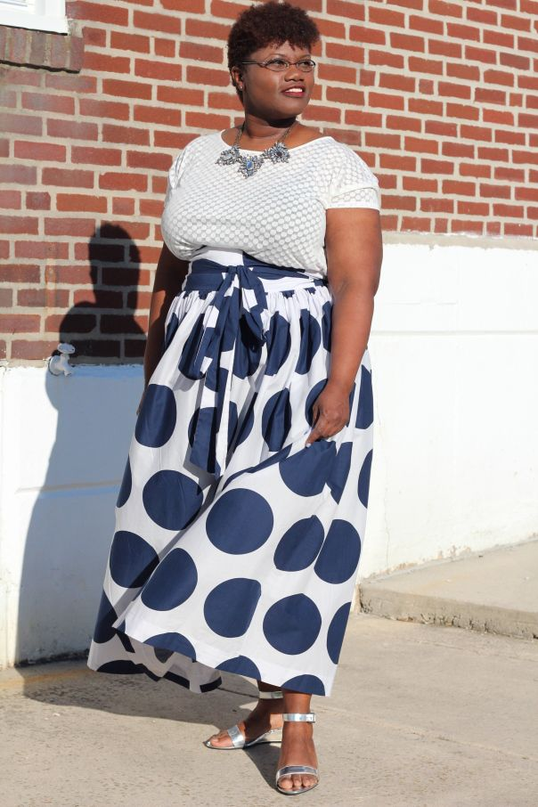 Jibri maxi skirt, @LOFT shirt, @BaubleBar necklace, @Old Navy sandals
