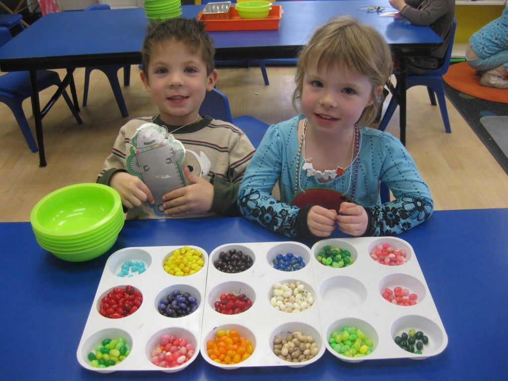 Jelly Bean Sorting