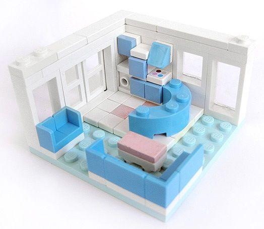 Pin de Paolo Arrighi en LEGO Furnitures | Pinterest