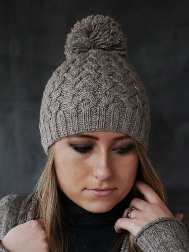b57238c4839 Ravelry  Meander Hat pattern by Irina Dmitrieva
