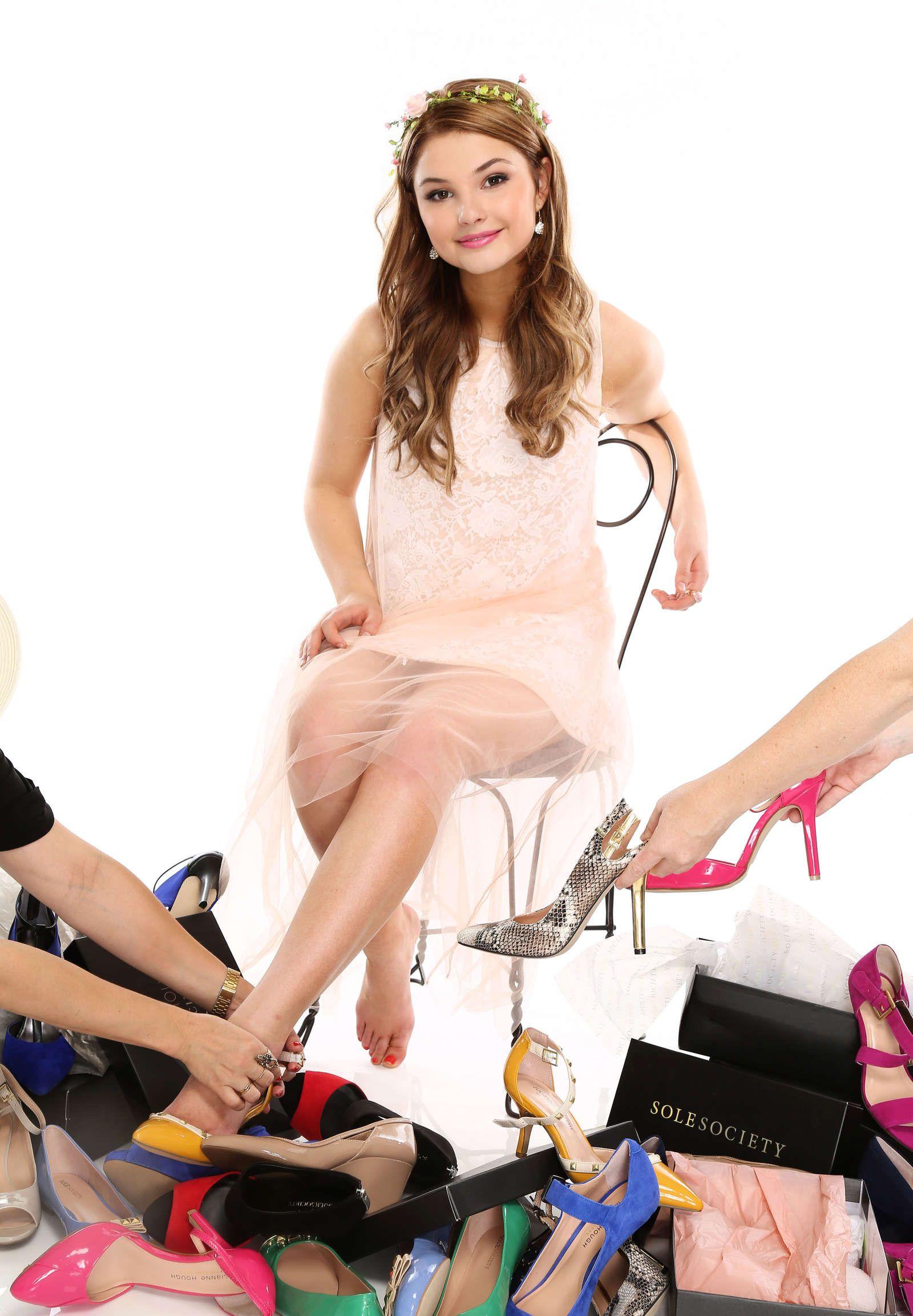 Stefanie Scott | Stefanie scott, Scott, Beautiful celebrities