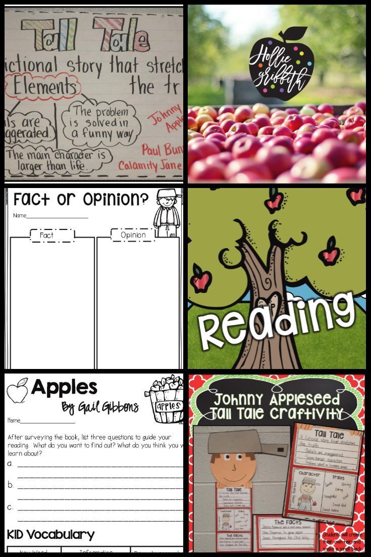 Apples & Johnny Appleseed A Juicy Extravaganza
