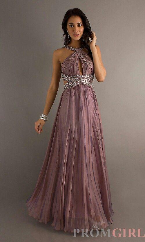 Mauve Prom Dress | Prom | Pinterest | Mauve, Prom and Fashion