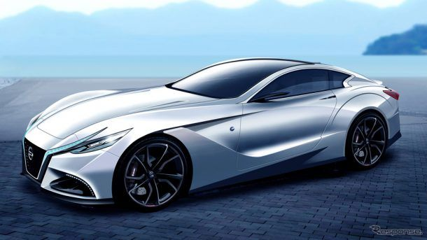 Will Dr Z Help Build A New Nissan Mercedes Benz Rumor Points To Sports Car Cars And