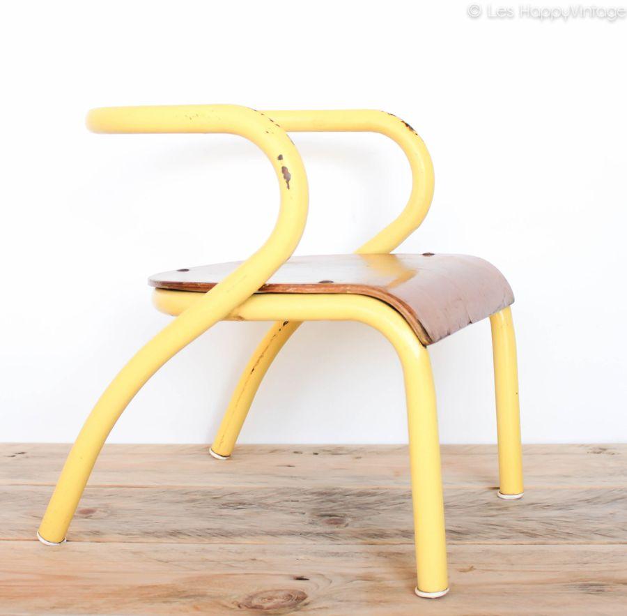 chaises vintage enfant chaise vintage