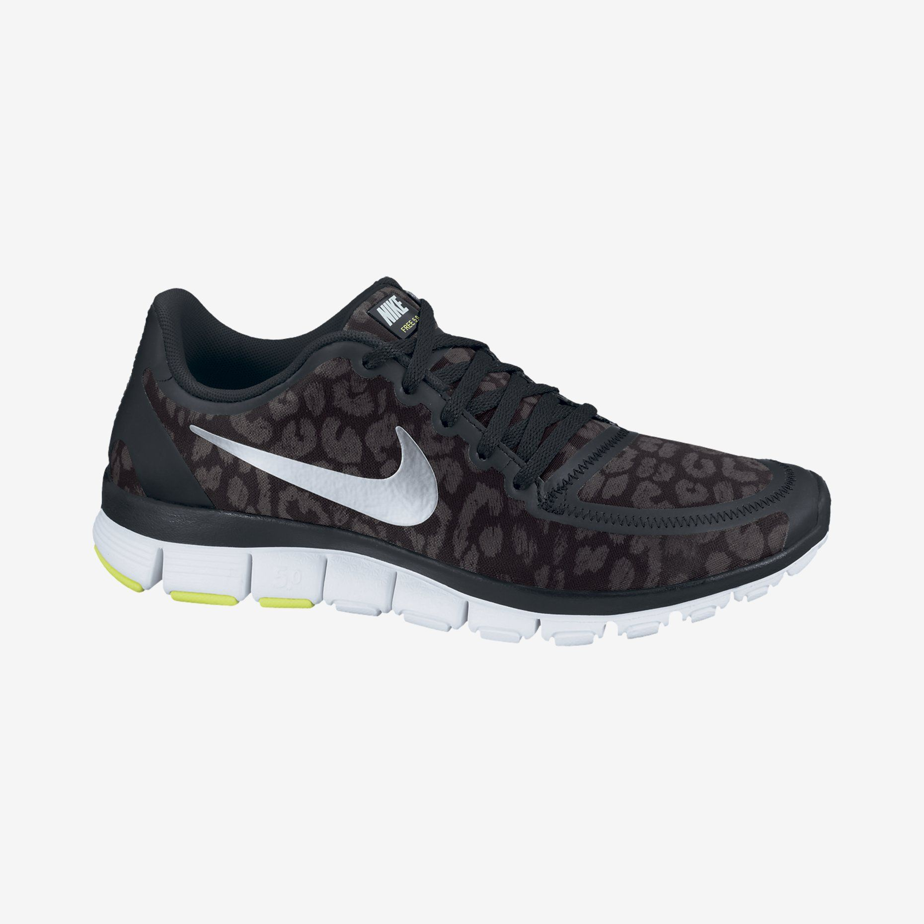 nike free 5.0 cheetah print women's cross trainers nz