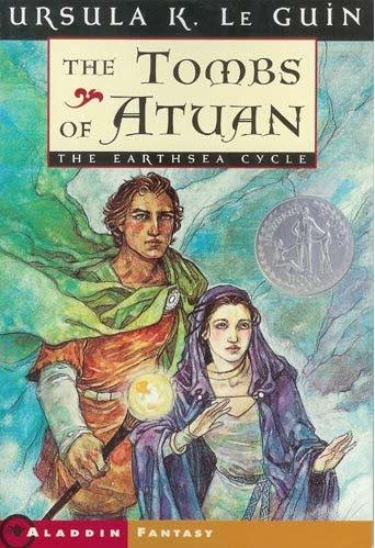 The Tombs Of Atuan Ebook