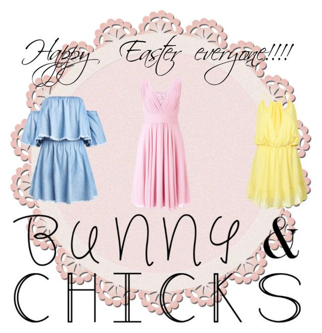 """Happy Easter!"" by abigailmarie15 ❤ liked on Polyvore featuring interior, interiors, interior design, home, home decor, interior decorating and Jacques Vert"